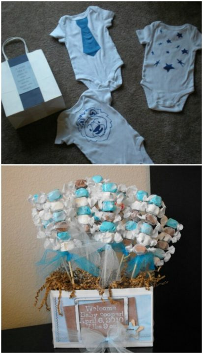 diy Baby Shower Gift ideas projects