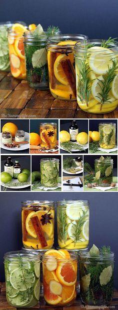 diy air freshener natural homemade