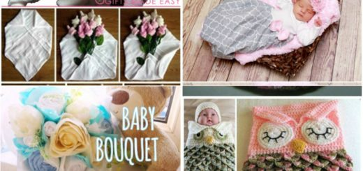 diy baby shower gift ideas creative