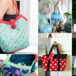 50+ Beautiful DIY Tote Bags With Free Patterns For You