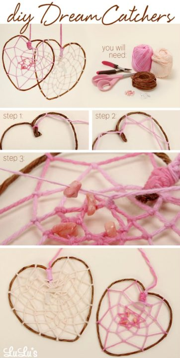 How To Make Dream Catchers : Beautiful DIY Room Decor
