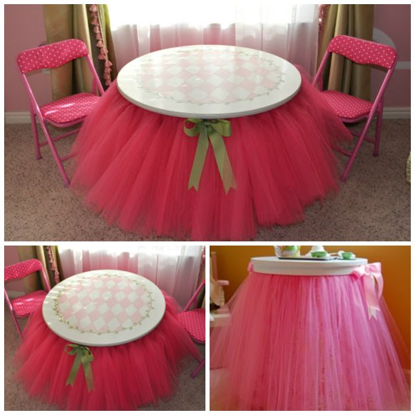 no sew DIY-Tutu-table-skirt-Tutorial