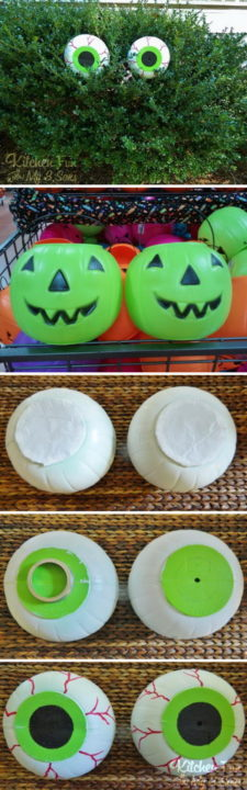 Cheap And Easy Halloween Decorations diy