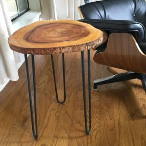How To Build a Simple Hairpin Table : Easy DIY Home Decor Projects