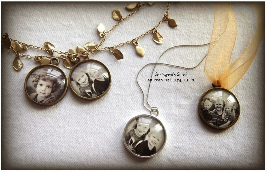 How to Make Photo Pendant diy crafts projects ideas