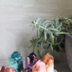 How To Make This Stunning Gemstone Body Soap : DIY Soap Recipe