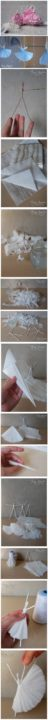 diy paper craft ideas ballerina