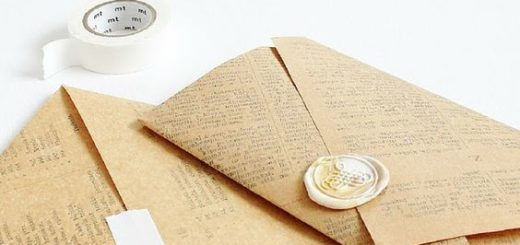 how to make an envelope diy paper crafts projects