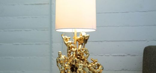diy lamp room decor