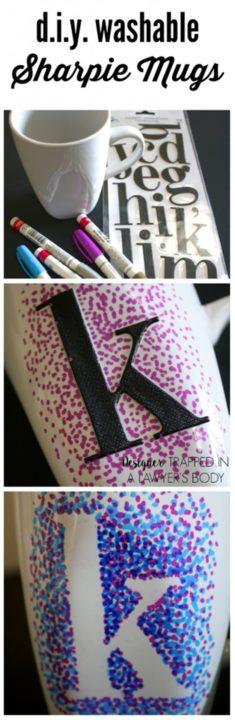 diy easy Craft Ideas For Kids mug