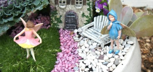 diy fairy garden ideas miniature decoration