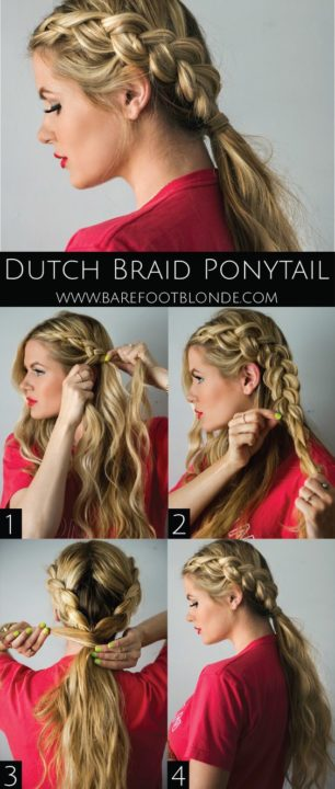 diy easy hairstyles for long hair
