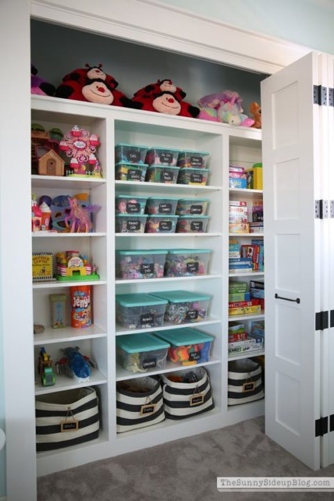 Easy Storage and Organization Solutions for kids6