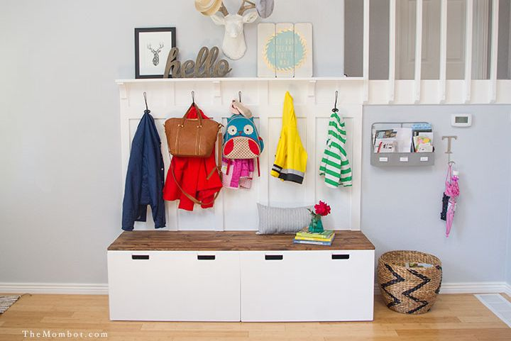 Easy Storage and Organization Solutions for kids7