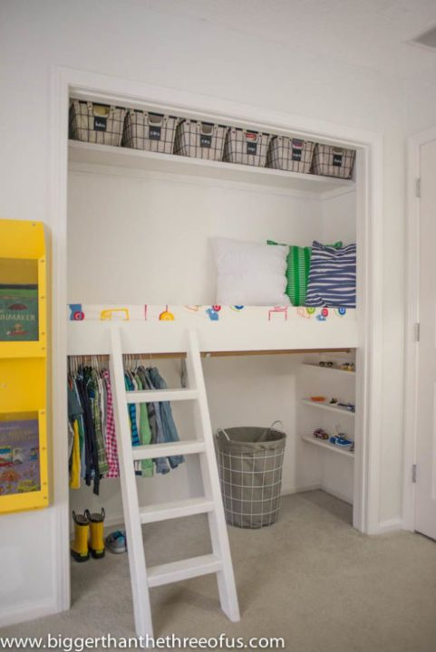 Easy Storage and Organization Solutions for kids8