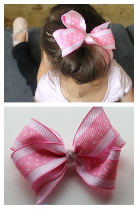 How To Make A Hair Bow_29