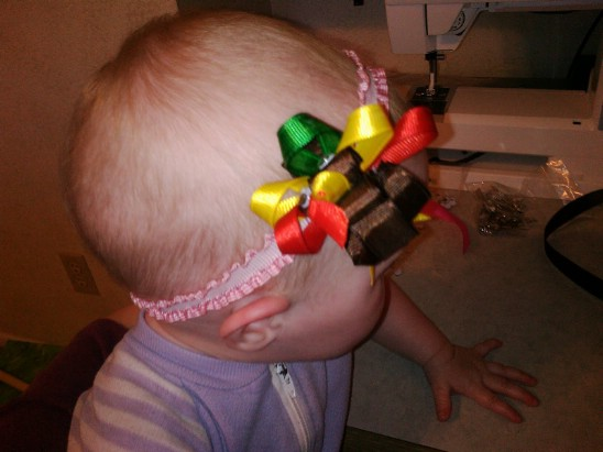 How To Make A Hair Bow_7
