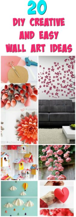 dit wall paper art ideas