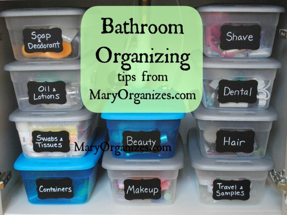 diy bathroom storage orgaziation ideas hacks solutions tips23