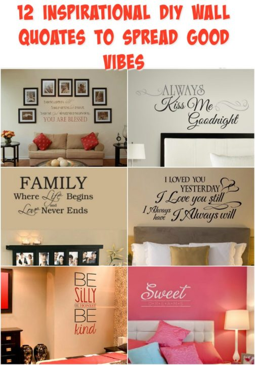 diy wall quotes art beautiful