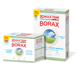 borax powder uses for cleaning