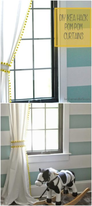 diy curtains ideas