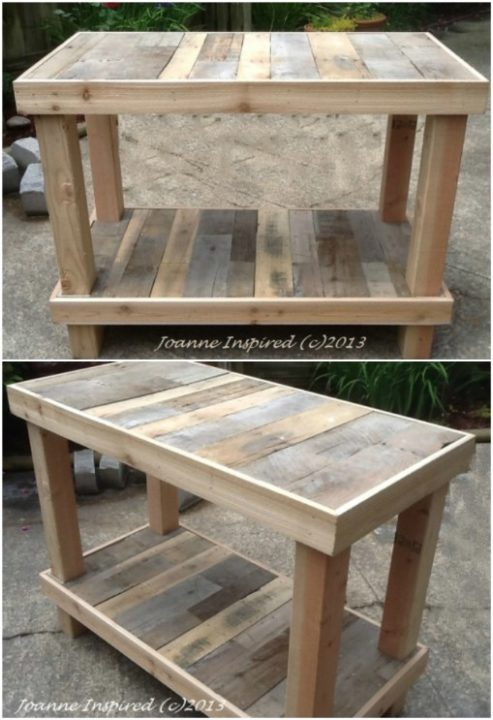diy pallet furniture projects for home decor ideas