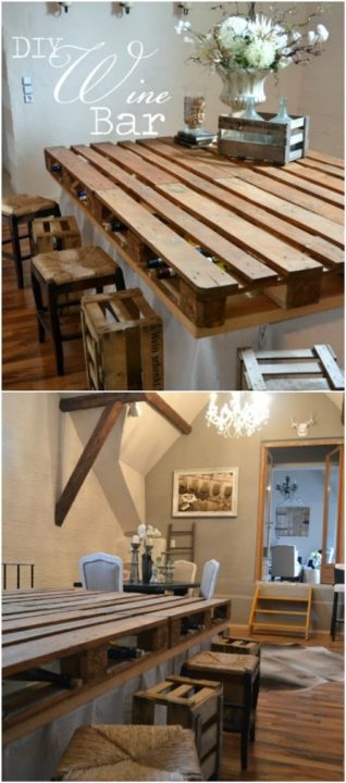 diy pallet ideas for wood furniture projects