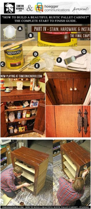diy wood pallet projects craft ideas