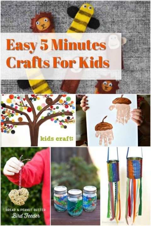 diy craft ideas for kids