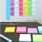16 Easy DIY Calendars And Planners Ideas Will Help You To Stay Organized