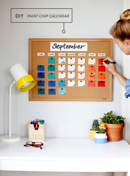 17 Useful DIY Calendars And Planners To Stay Organized