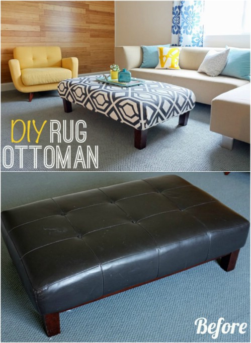 DIY Carpet Repurposing Ideas