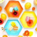 12 Fun and Lovely DIY Decorative Plates Ideas : Super Easy