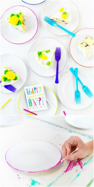 14 Creative DIY Ways To Decorate Your Plates