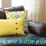 14 The Most Popular DIY Pillow Projects : Make Your Room Cozy