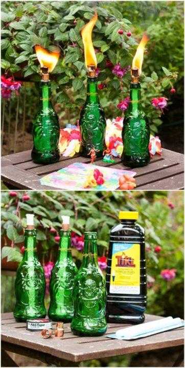 10 DIY Garden Lighting Ideas Will Brighten Up Your Outdoor Space