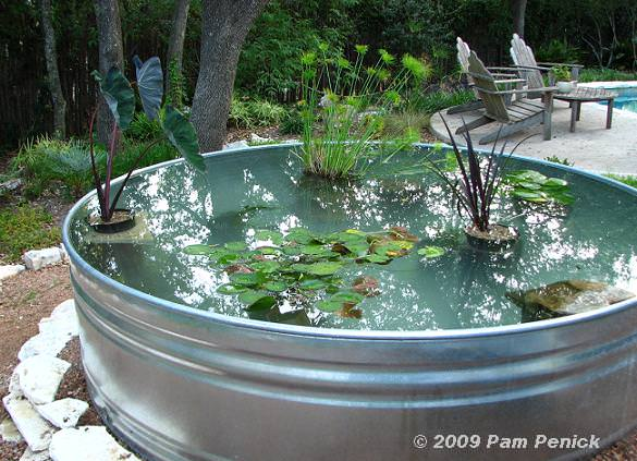 13 Attractive DIY Garden Ponds For Your Garden : Its Budget Friendly