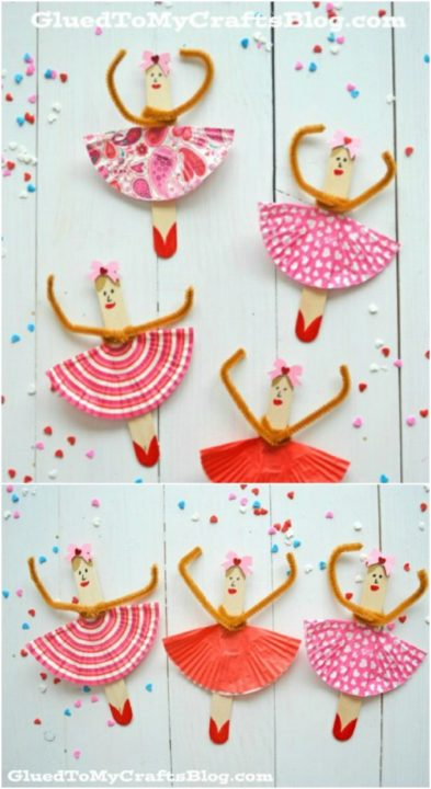 Popsicle stick crafts for kids 6