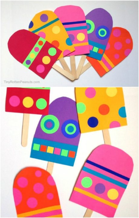 Popsicle stick crafts for kids 8
