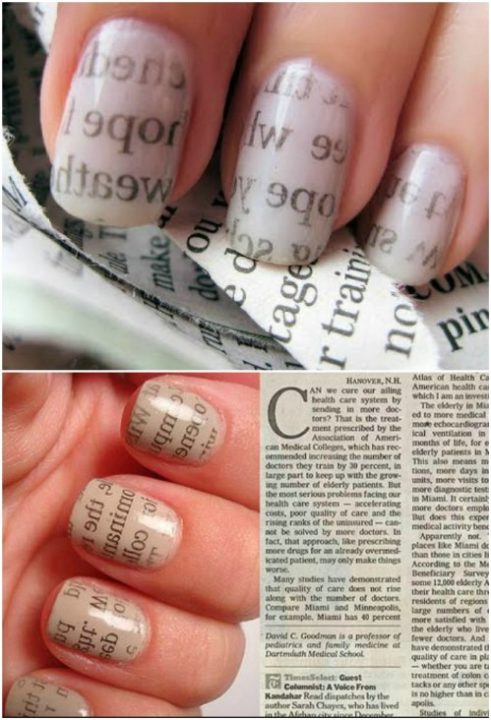 12 Creative DIY Ways To Repurpose Old Magazines and NewsPapers