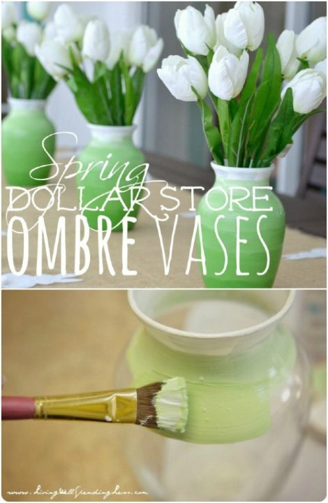15 Stunning Diy Vase Ideas To Decorate Your Home Super Easy To Make