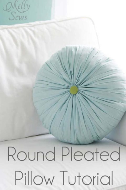 14 Cool and Creative DIY Pillow Projects To Make Your Room Cozy