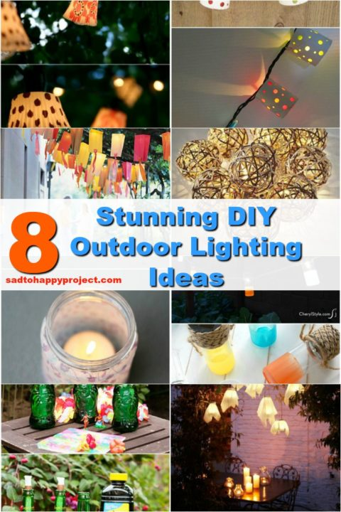 diy outdoor lighting ideas. Pin This Collection Of DIY Outdoor Lighting Projects For Your Reference. Diy Ideas H