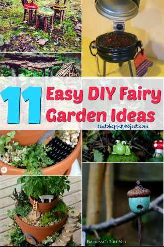 11 Adorable Diy Fairy Garden Ideas You May Feel To Try